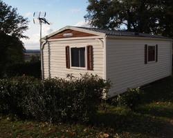 Camping Le Bois Jahan  - Arcisses - Hébergements - Mobil-home IRM 46