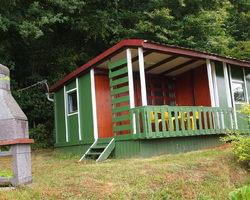 Camping Le Bois Jahan  - Arcisses - Hébergements - Chalet 58