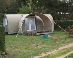 Camping Le Bois Jahan  - Arcisses - Hébergements - Coco Sweet quatre personnes